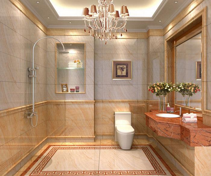 卫生间瓷砖颜色搭配技巧 如何挑选卫生间瓷砖