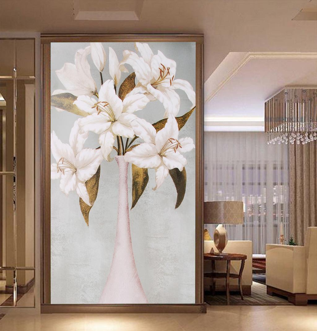 玄关壁画的风水讲究   玄关壁画需注意什么