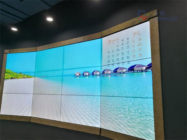 电视拼接墙有哪些特征?又有哪些优势?