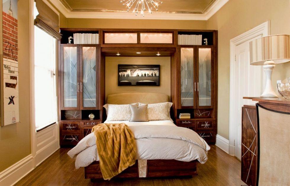 床头衣柜厂家有哪些?怎样选购床头衣柜?