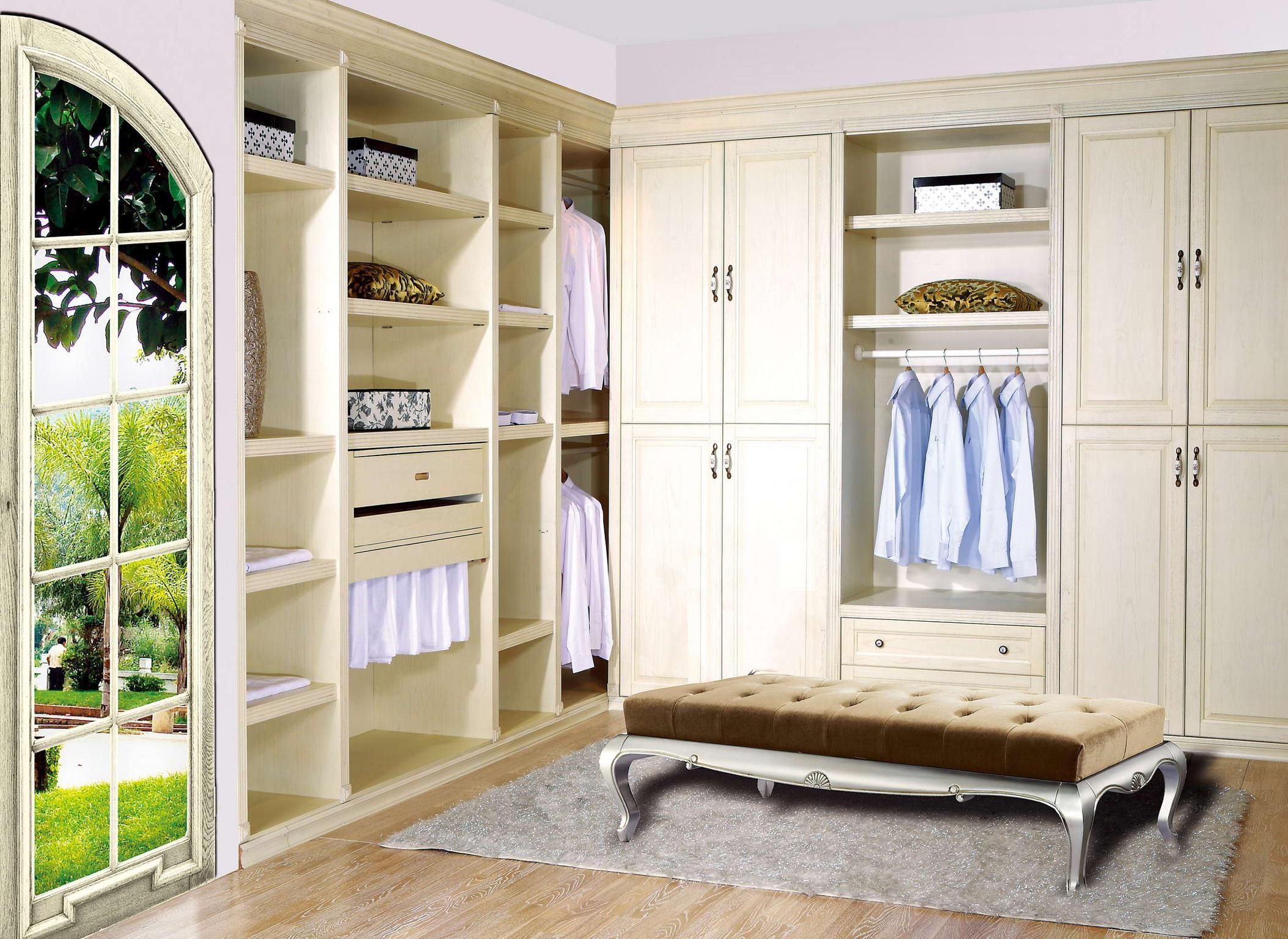 生活中怎么整理衣柜 究竟衣柜哪个牌子好