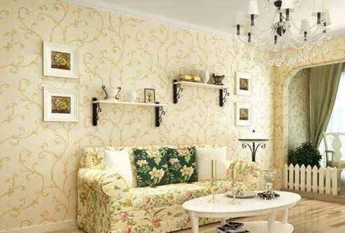 家装壁纸价格  家装壁纸风格选择