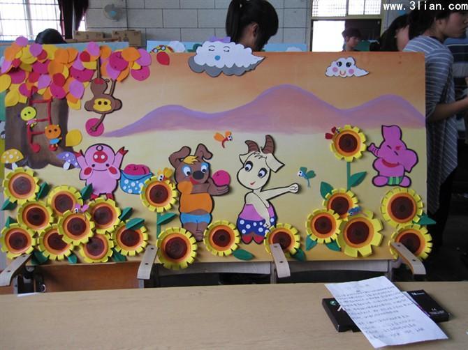 幼儿园主题墙设计技巧   主题墙设计要点