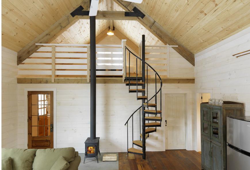 室内楼梯尺寸是多少?室内楼梯风水禁忌呢?