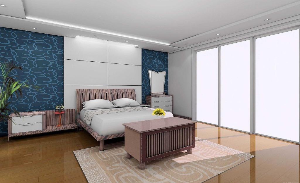 卧室壁纸什么颜色好?卧室壁纸颜色搭配技巧