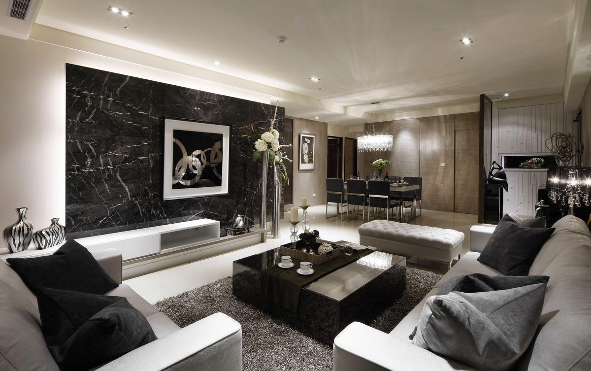 100平米客厅装修注意事项   如何选择家装公司