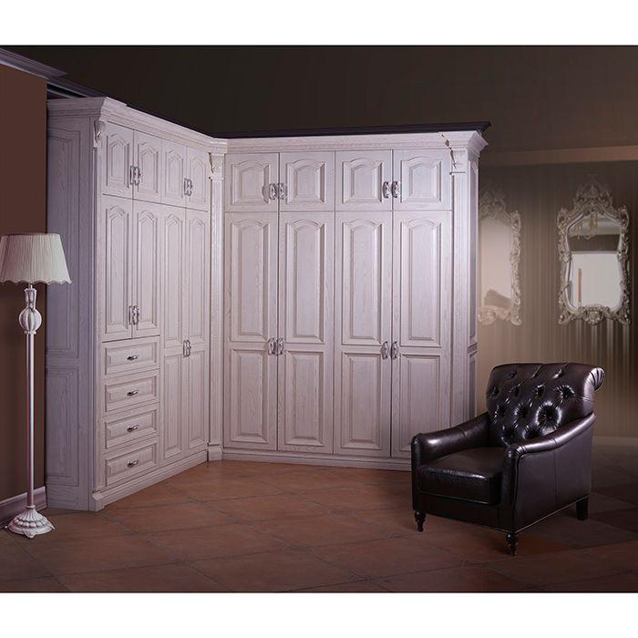实木衣柜价格是多少  实木衣柜选购技巧