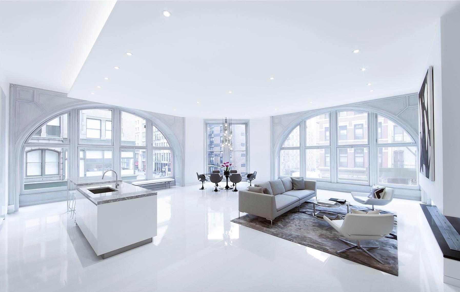 大平层是什么意思 怎样装修豪华风格大平层