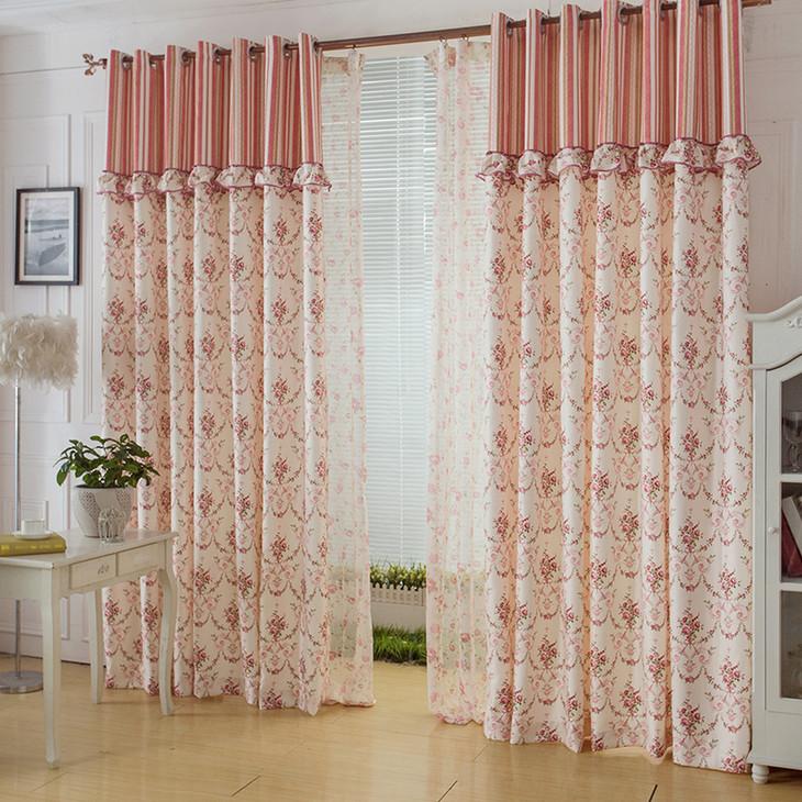 窗帘布料种类 窗帘布料的选购要点