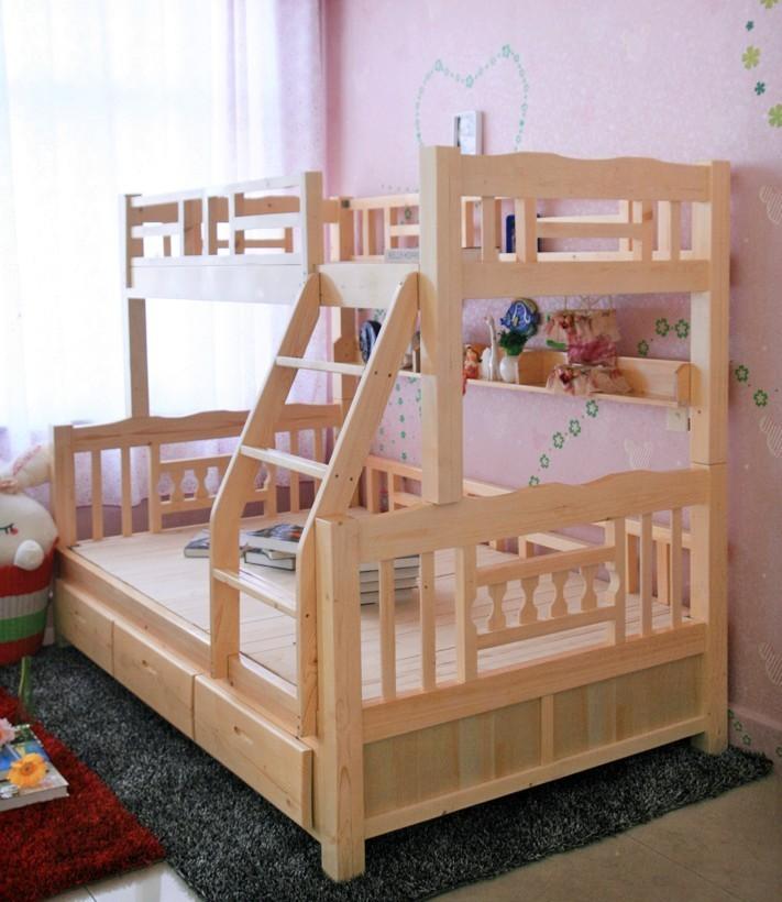 高低实木床价格是多少 高低实木床选购方法