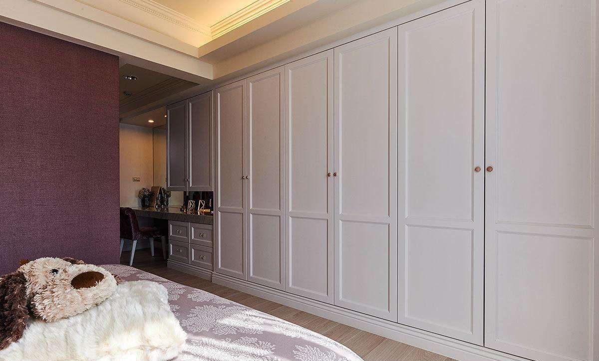 房间的衣柜有哪些种类 有哪些衣柜品牌