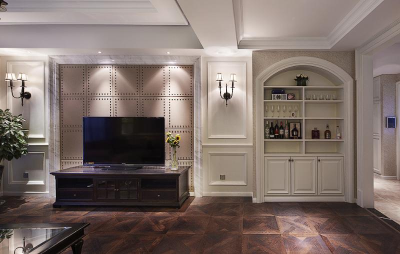 客厅背景墙设计技巧  客厅背景墙设计要点