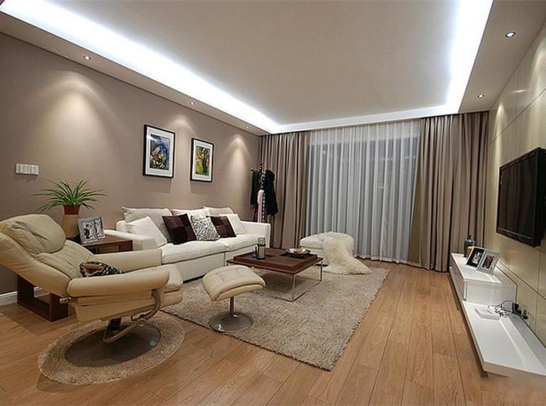 客厅挂什么样的窗帘好看 客厅窗帘的选购技巧