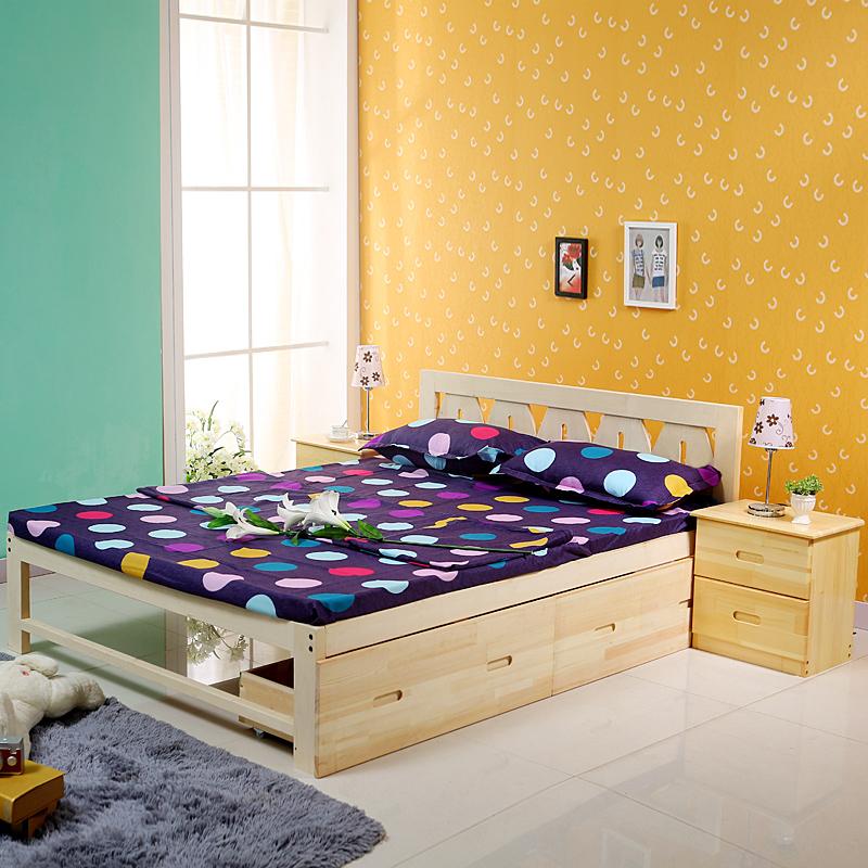 单人床实木特价一般是多少 实木床的品牌有哪些