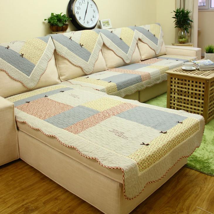 布艺沙发套沙发罩品牌  沙发罩选购技巧