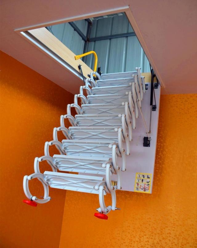 阁楼楼梯位置风水禁忌 阁楼楼梯厂家有哪些