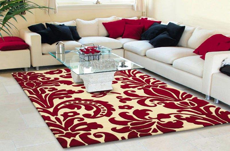 自制地毯的方法 自制地毯的材质种类