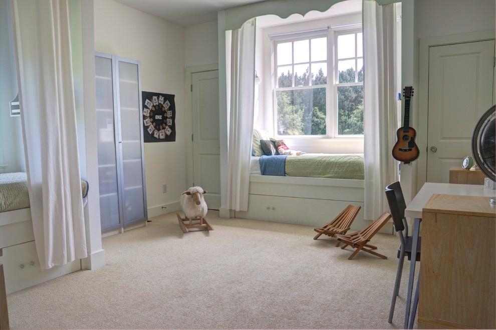 卧室有飘窗怎么做窗帘 卧室飘窗窗帘的材质