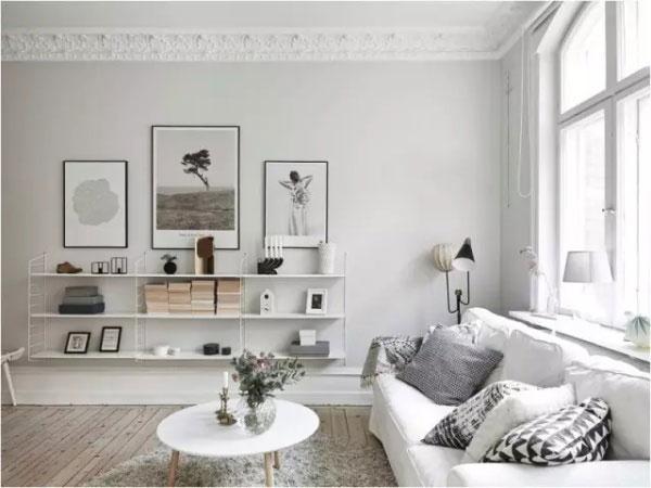 阳台墙上置物架怎么选购?如何安装?