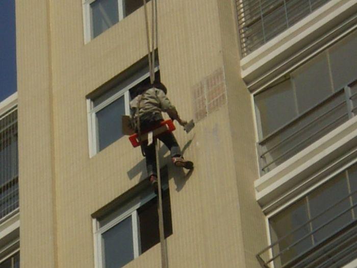 高空清洗外墙步骤有哪些 高空墙清洗的意义