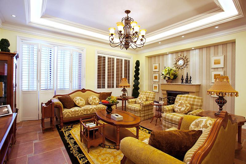 美式别墅装修设计特点 美式别墅装修设计要点