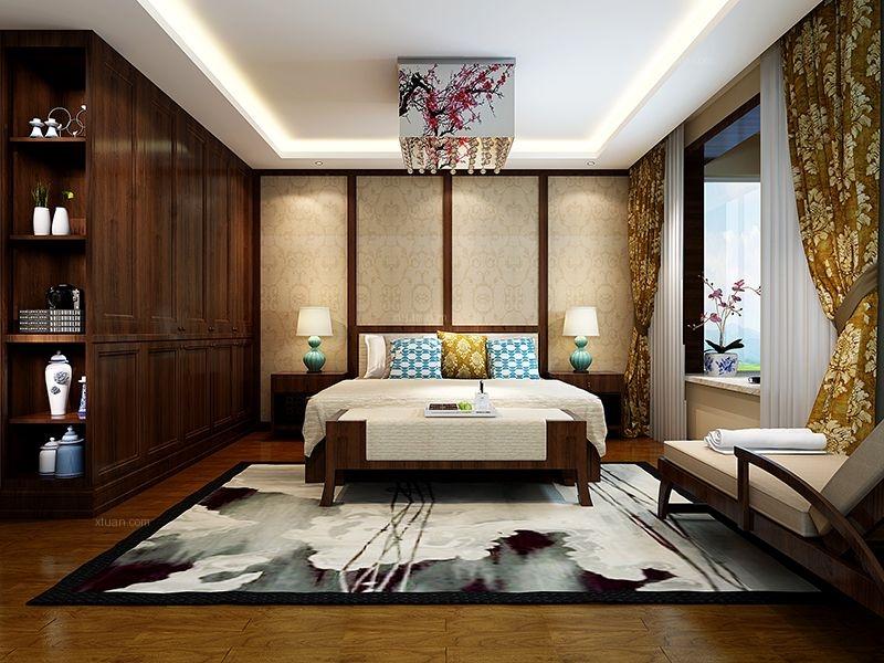 卧室装修中式风格有啥特点  中式家具如何选购