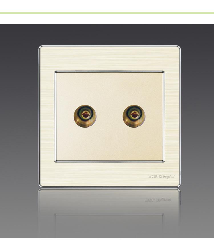 双孔插座有什么品牌? 双孔插座怎么选购?