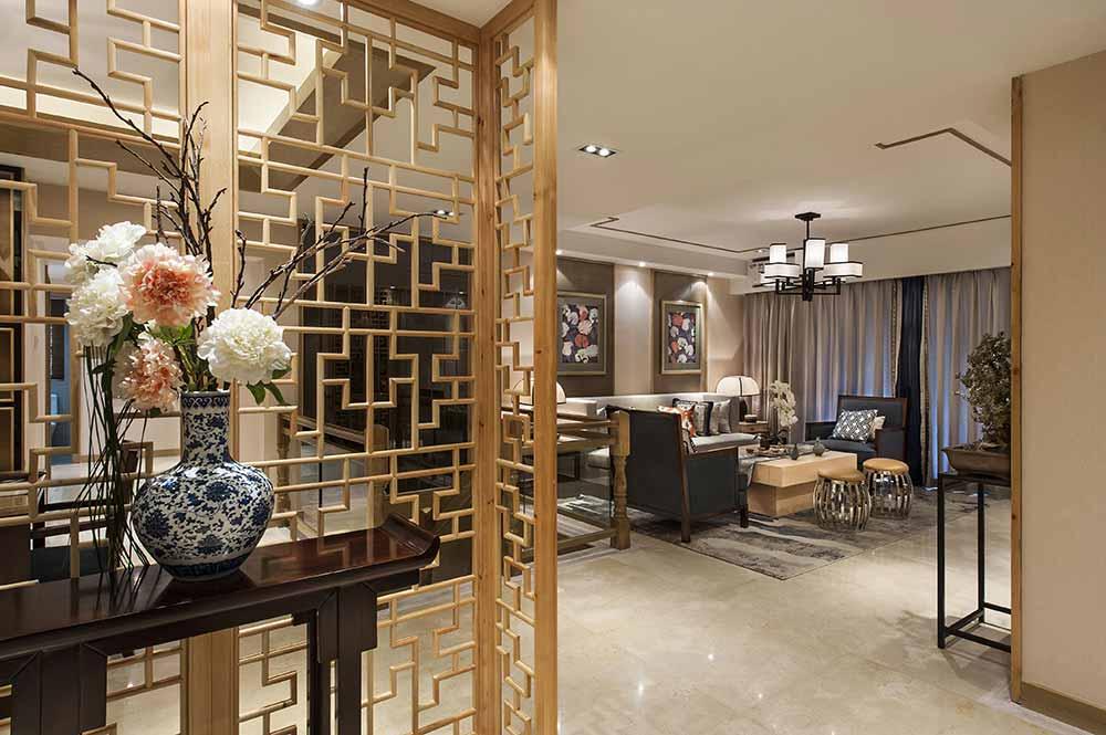 中式门厅设计的技巧 中式门厅设计的方法