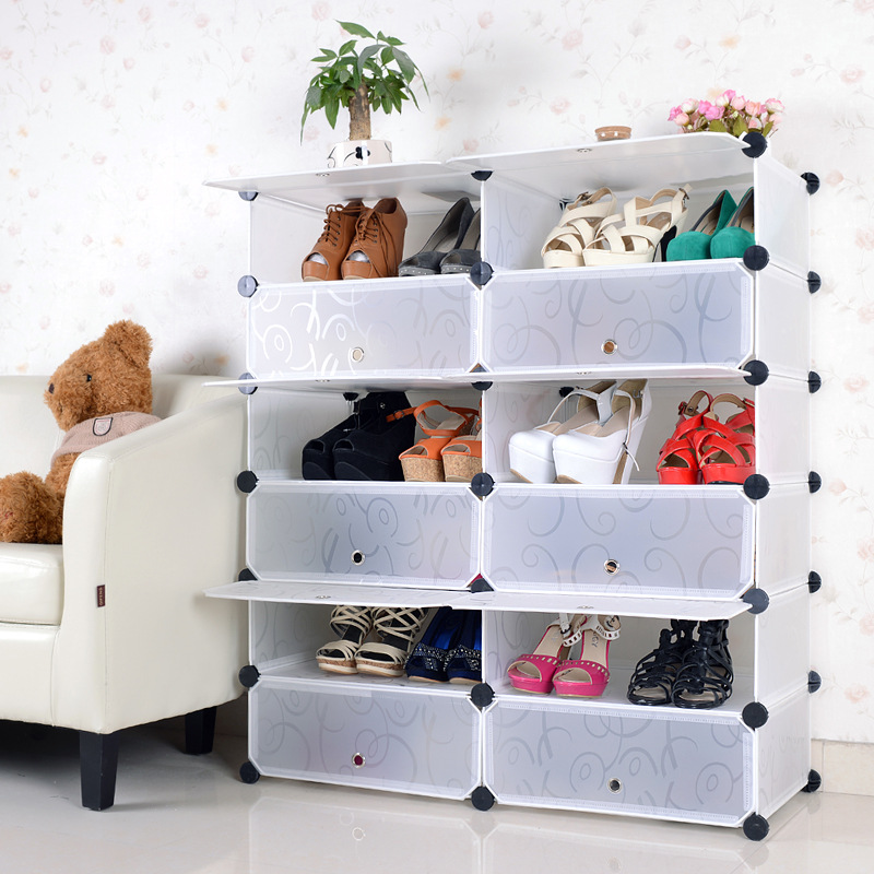 树脂鞋柜的设计技巧   树脂鞋柜的价格是多少