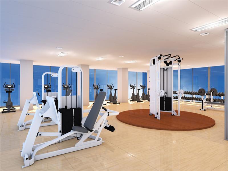 健身房墙面设计方法 健身房墙面设计要点