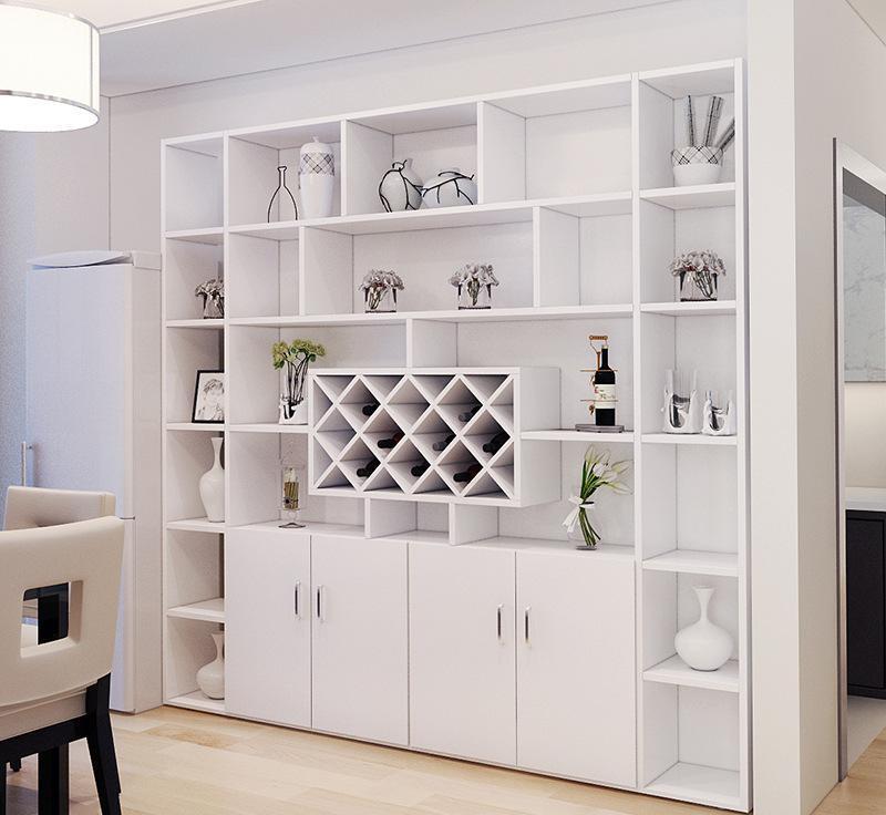 客厅置物柜有哪些材质 如何选择置物柜