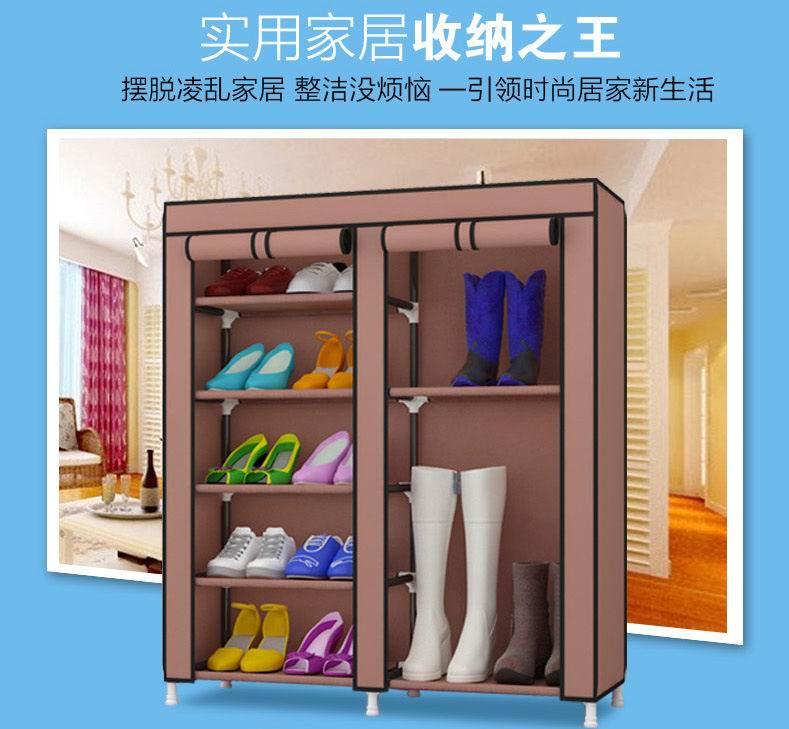 布艺鞋柜的品牌有哪些  布艺鞋柜搭配方法