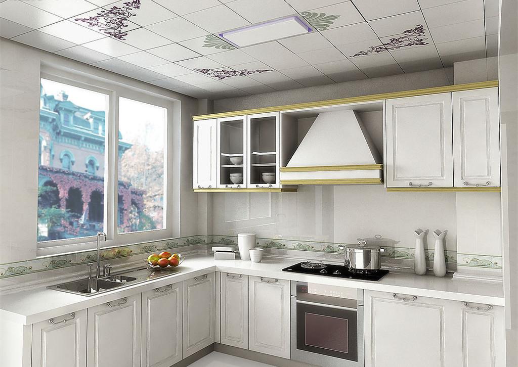 厨房吊顶材料有哪些 厨房吊顶材料价格