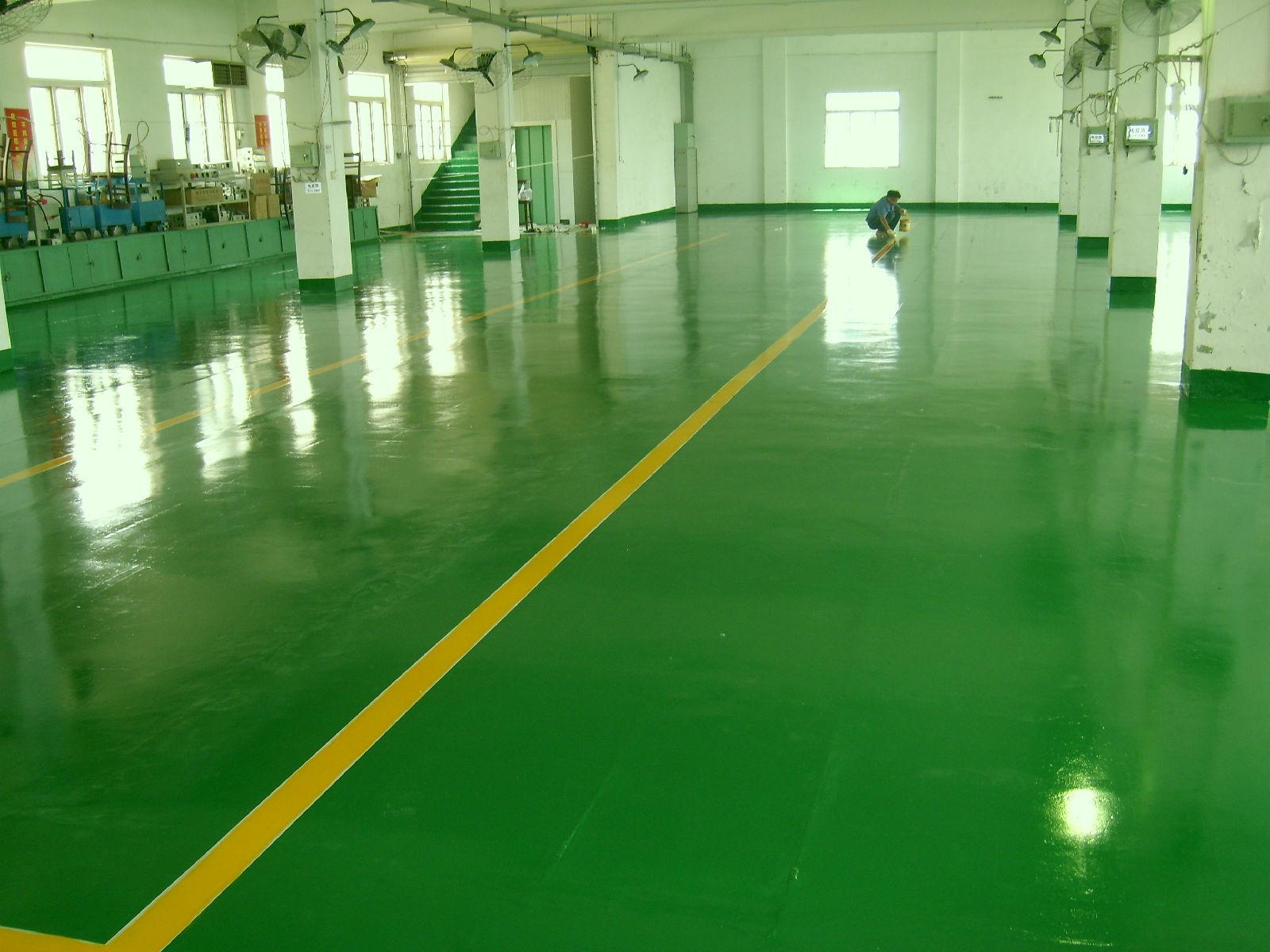 地坪漆怎么做 地坪漆有什么特点?
