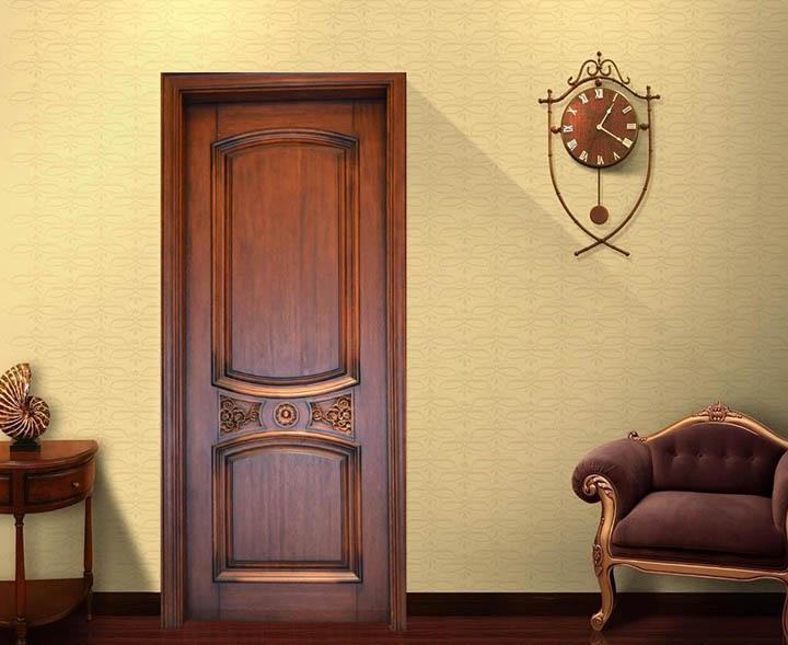 选购钢木门好还是实木复合门好呢?