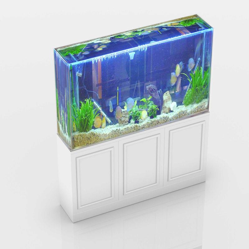 鞋柜上放鱼缸好不好呢  鞋柜放鱼缸注意什么