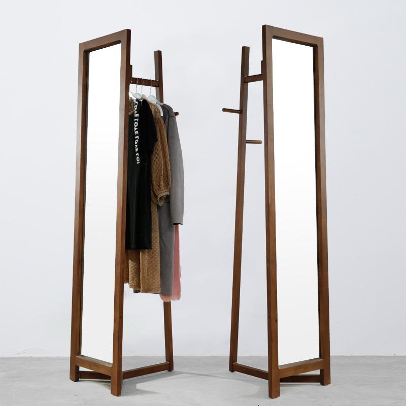 简易穿衣镜有哪些款式 简易穿衣镜有哪些材质