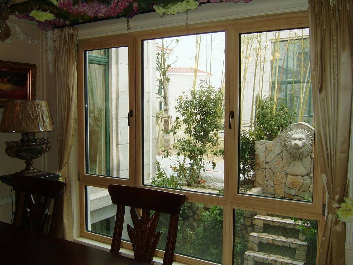 铝木门窗设备的优点 铝木门窗设备的种类