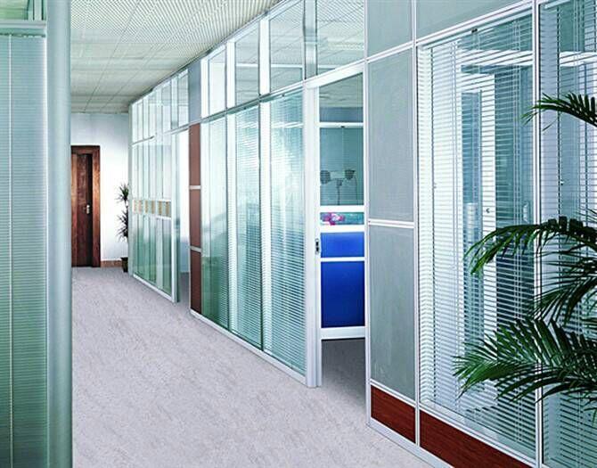 办公室高隔断如何设计 办公室高隔断设计要点