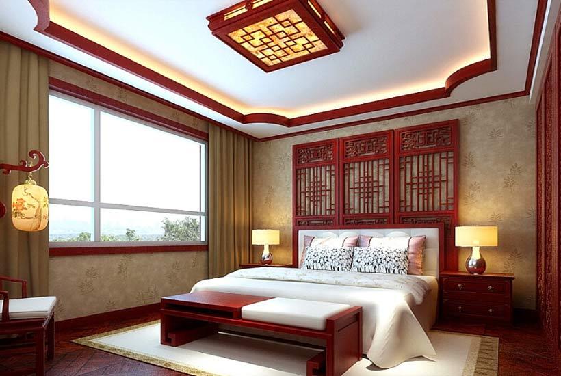 中式卧室装修有哪些特点 卧室装修有哪些技巧