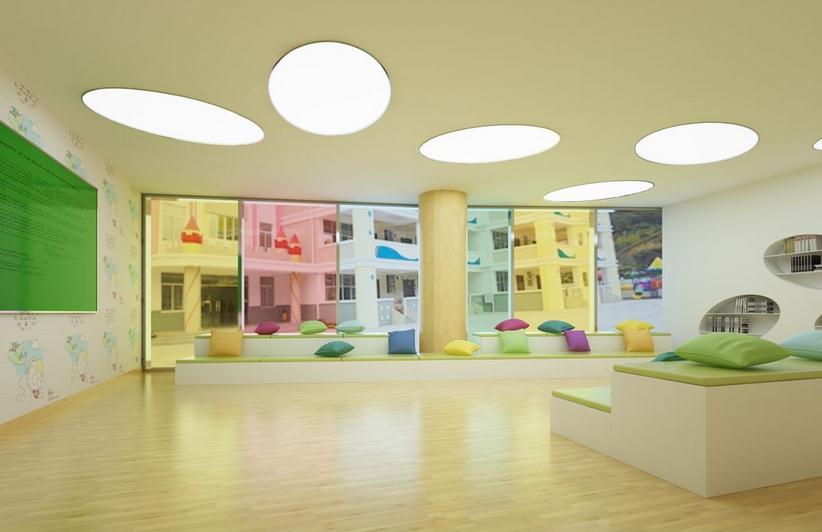 幼儿园大厅装修设计方法 幼儿园大厅装修要点