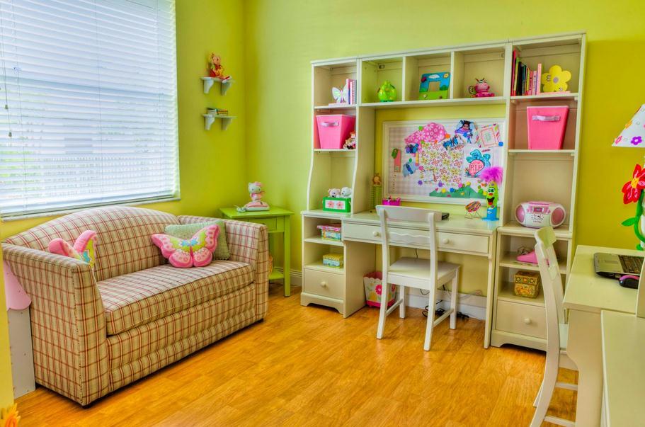儿童房间装饰的技巧 儿童房间装饰的要点