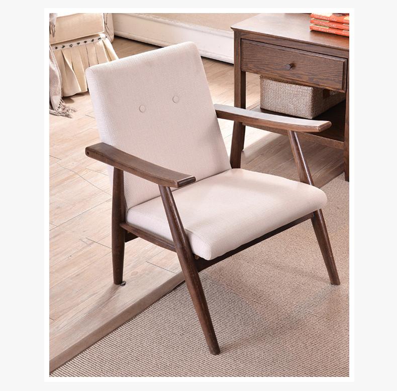 实木家具椅子厂家推荐 实木家具品牌有哪些