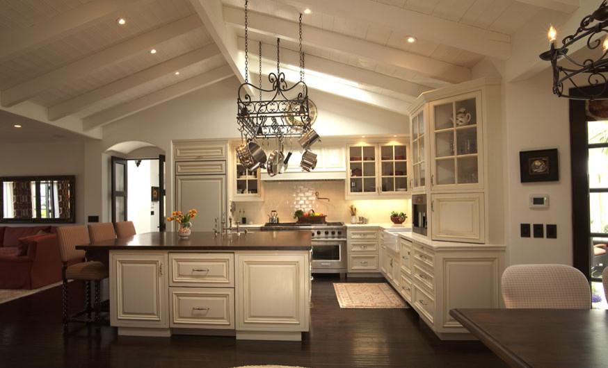 美式装修厨房的技巧 厨房的装修要点