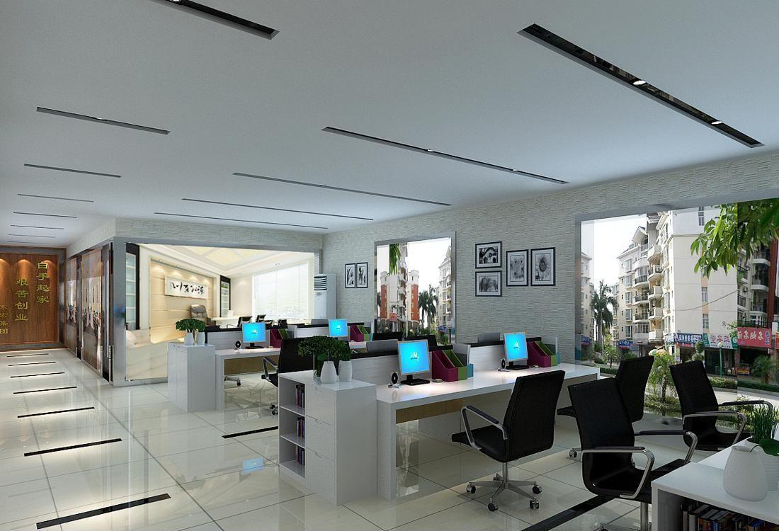 办公装饰有哪些技巧 办公室适合挂的图案