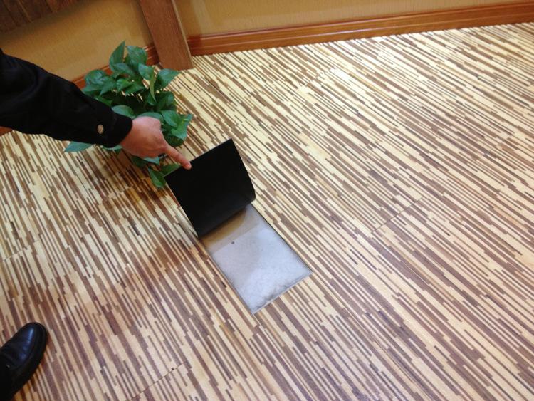 防火地板胶选购技巧      地板胶选购注意事项