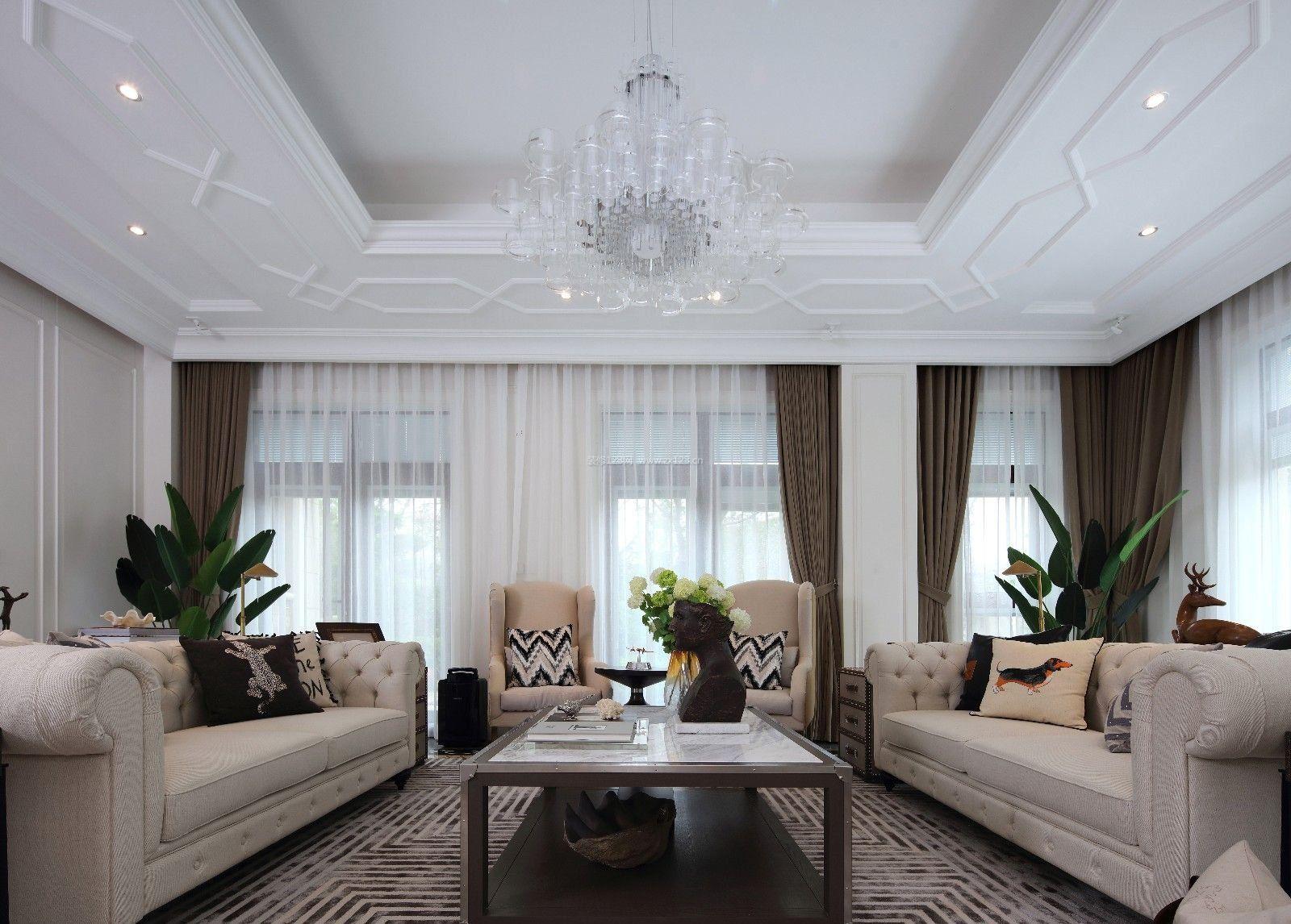 家装客厅装修技巧   家装客厅装修要点