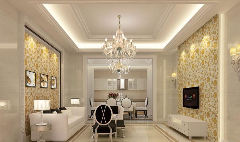 客厅瓷砖颜色搭配技巧 ,客厅适合什么瓷砖?