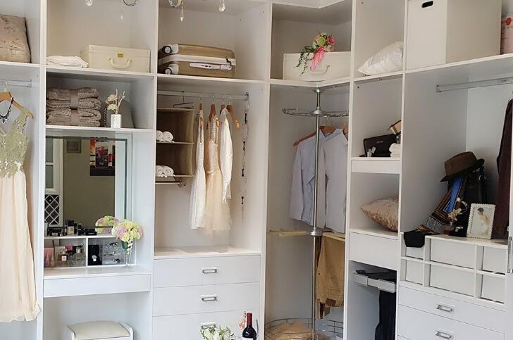 究竟定制衣柜哪家好 定制衣柜的价格是多少