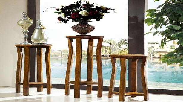 客厅花架有哪些材质,各种花架材质特点